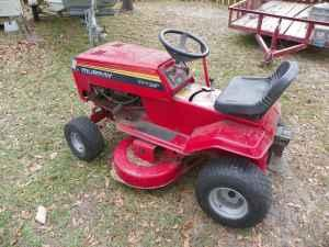 38 Quot 11 Hp Murray Riding Lawn Mower Hinesville Ga For