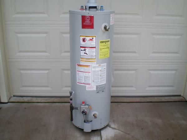 38 Gallon Lp Gas Water Heater Propane State Select