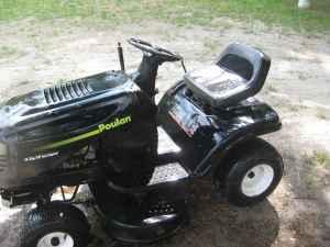 38 poulan riding mower for sale in jacksonville - Craigslist tallahassee farm and garden ...