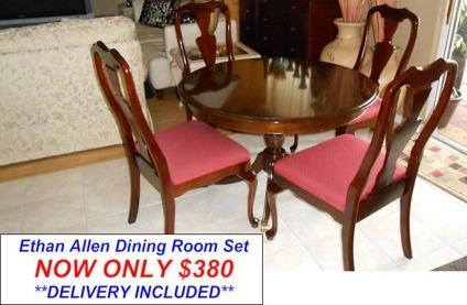 Ethan Allen Dining Furniture Classifieds   Buy U0026 Sell Ethan Allen Dining  Furniture Across The USA   AmericanListed