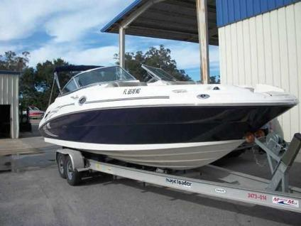 $39,782, 2006 Sea Ray 270 SUNDECK