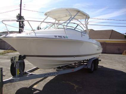 $39,900 Wellcraft Fishing boat 2006 Walk around cuddy