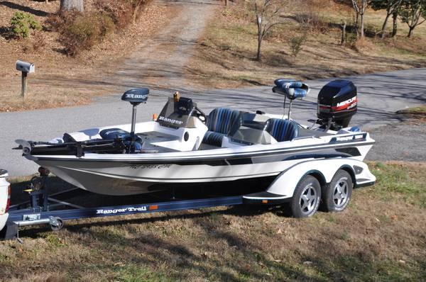392v ranger boat for sale in hickory north carolina classified. Black Bedroom Furniture Sets. Home Design Ideas