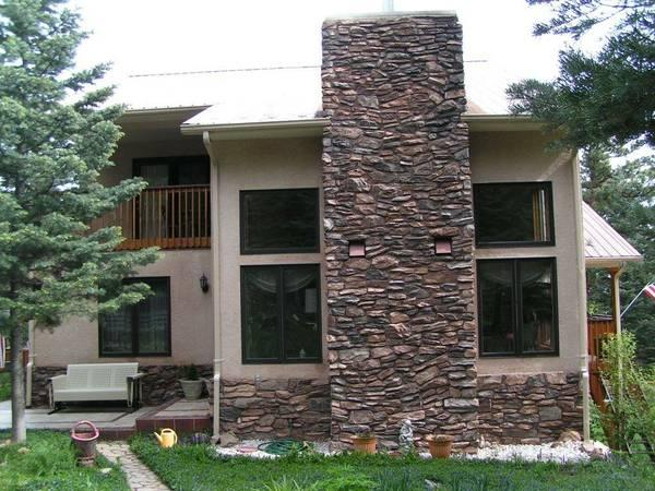 4br 3781ft beautiful custom built mountain home in