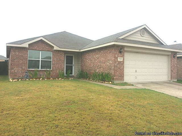 3bd / 2 full ba house 7148 Kickapoo Dr, Fort Worth, TX