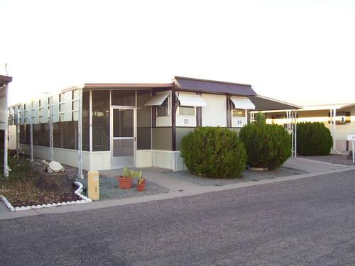 3BED/2BATH MOBILE HOME 55+ GATED COMMUNITY for Sale in