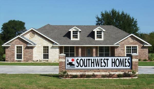3br 1821ft the elmwood southwest homes custom for Southwest home builders