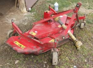 3pt, 5 foot finish mower - $650 (Mifflin)