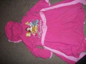 008d8313387 3t girl s pj s and  Princess Robe  ! - (anchorage for sale in Anchorage