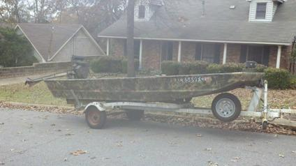 Duck Hunting Boats For Sale >> 1548 Alweld Duck Hunting Boat For Sale In Montgomery Alabama