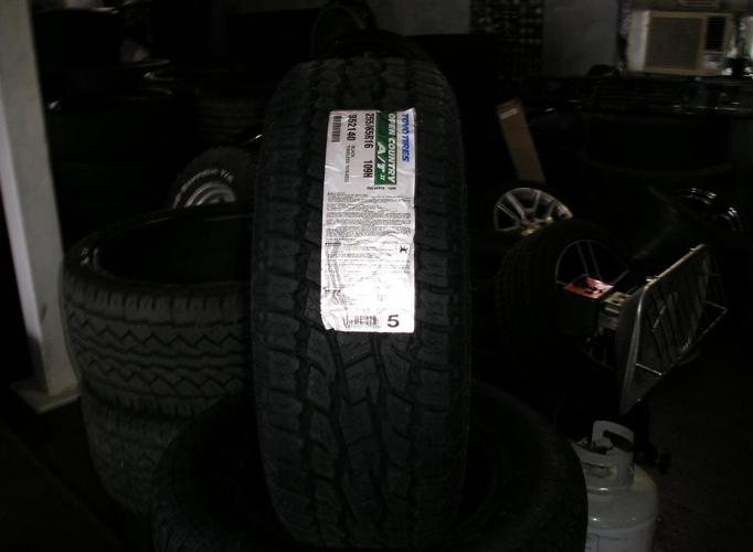 4 16 inch toyo tires