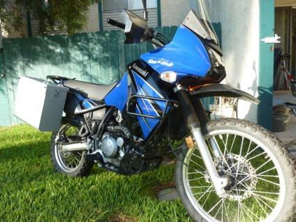 Klr 650 For Sale 2009 4 200 2009 Kawasaki Klr 650