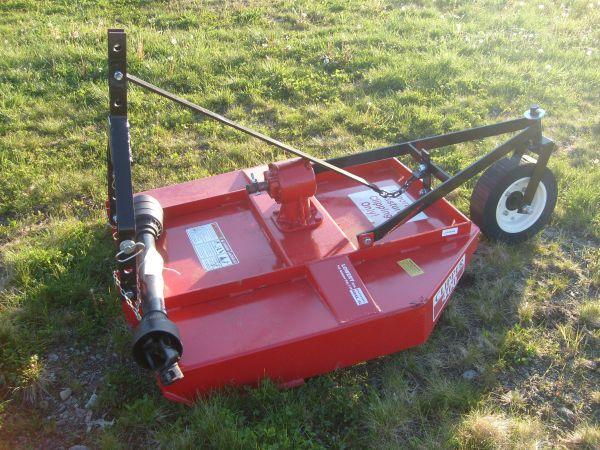 4' 3PT Brush Hog LMC Never Used - $600 (Edinboro, PA)
