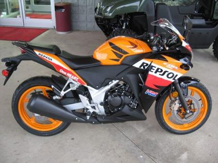 OBO 2013 Honda Repsol CBR250R BEST Price at Honda of Chattanooga for ...