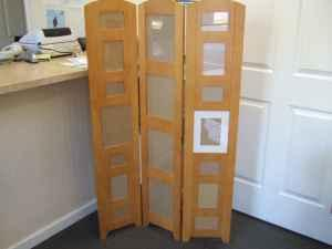 4 5 Ft Photograph Picture Frame Room Divider Floor