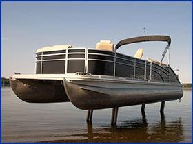 $4,900 *NEW* Sea-Legs Portable Pontoon Lifts, Installed, Mobile Boat Lift