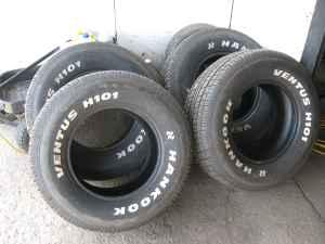 4 Almost New 275 60 15 Hankook Janesville For Sale In