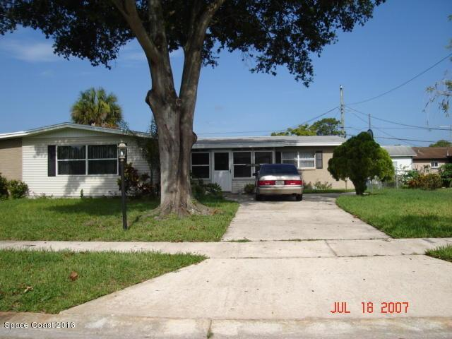 4 Bed 2 Bath House 1721 JORDAN DR