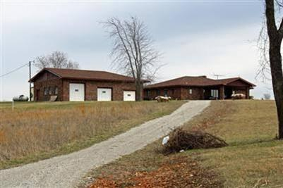 4 Bed, 3 Bath Home on 15 Acres, with Barn in Ozark, MO