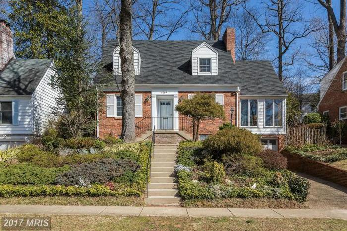 4 bed 3 bath house 6209 crathie ln for sale in bethesda, maryland classified americanlisted.com