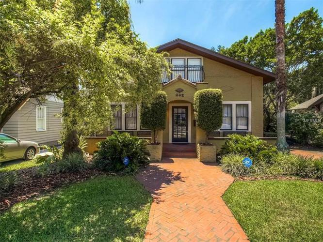 4 Bed 4 Bath House 442 Briercliff Dr For Sale In Orlando