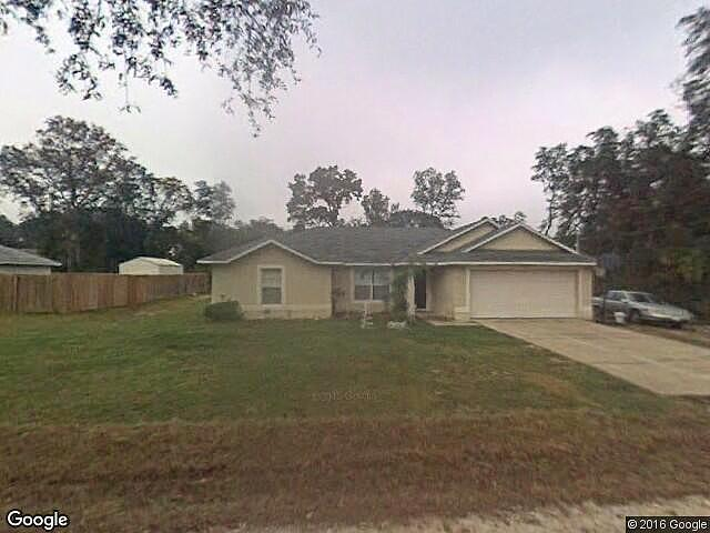 4 Bedroom 2.00 Bath Single Family Home, Orange City FL,