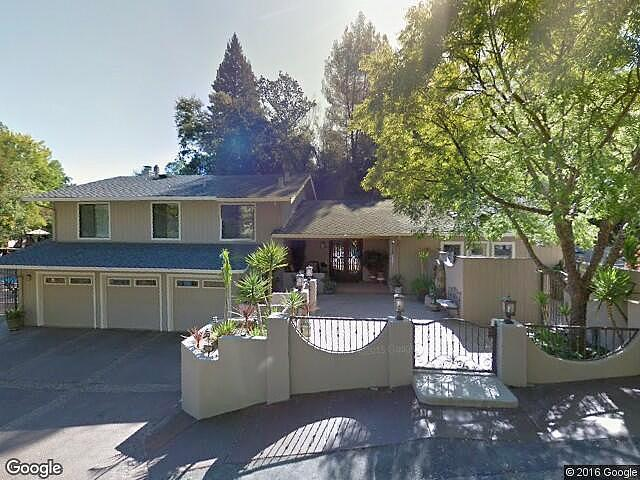 4 Bedroom 3.00 Bath Single Family Home, Alamo CA, 94507