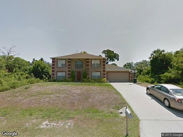 4 Bedroom 3.00 Bath Single Family Home, Sebastian FL,