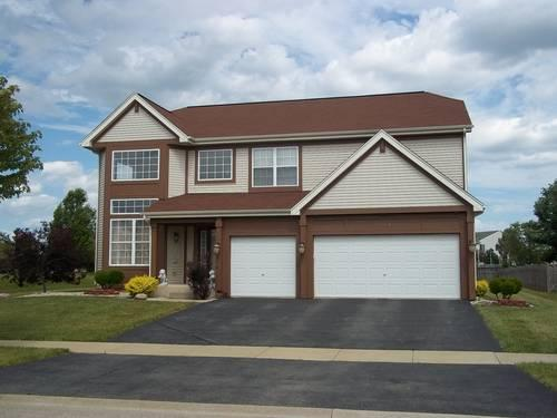4 bedroom 3 bath 2 story home with full basement and 3 for Two story garages for sale