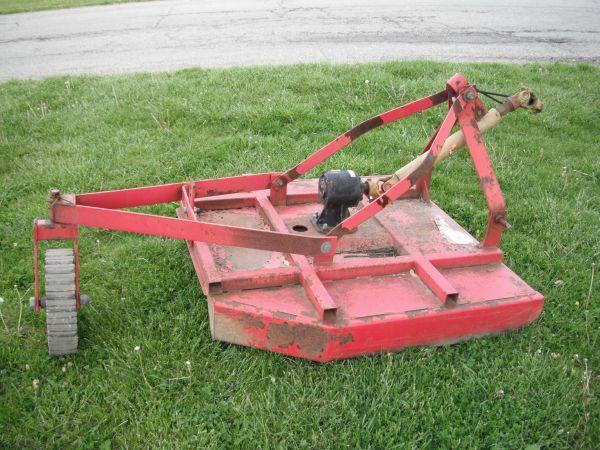 Deck Repair: Bush Hog Deck Repair