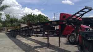 4 CAR CARRIER TRAILER - $5800 (33172)