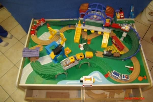 Geo Track Toys 104