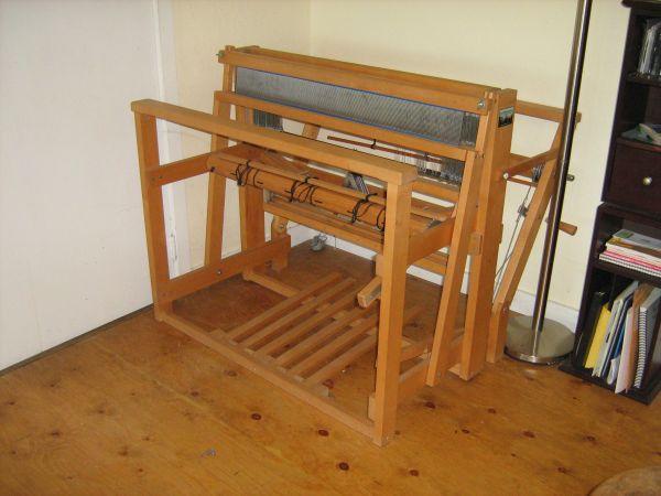 4 Harness Standard Jack Floor Loom Central Point Or