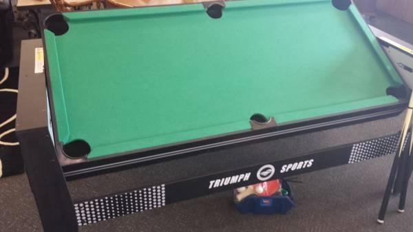 4 In 1 Game Table - $125