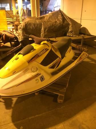 4 jets skis for sale with trailer - $2500