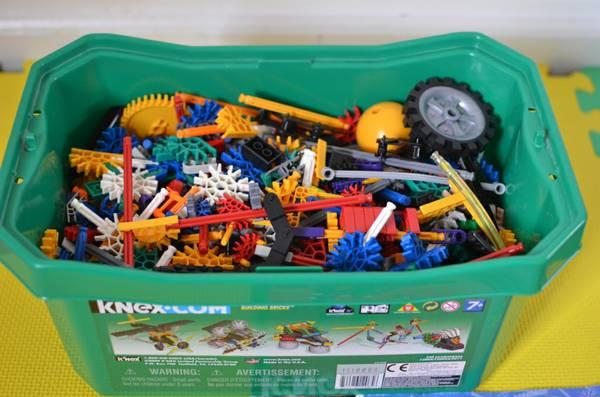 e1b9d2d5bb2 4 lbs of KNEX Building Toys for Sale in Virginia Beach, Virginia ...