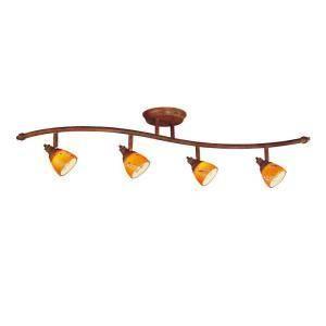 light satin nickel directional track lighting hampton bay new. Black Bedroom Furniture Sets. Home Design Ideas