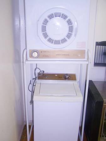 4 MONTH WARRANTY APARTMENT SIZE WASHER AND DRYER SET - for ...