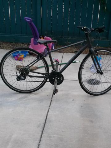 4 MONTHS OLD GIANT BIKE FOR SALE