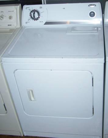 4 Months Warranty Whirlpool Washer And Dryer Set 1