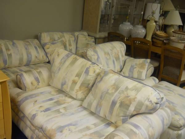 Awesome 4 Piece Sofa Set Floral For Sale In Jensen Beach Florida Gmtry Best Dining Table And Chair Ideas Images Gmtryco
