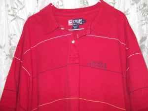 4 Ralph Lauren CHAPS shirts - $35 Columbia