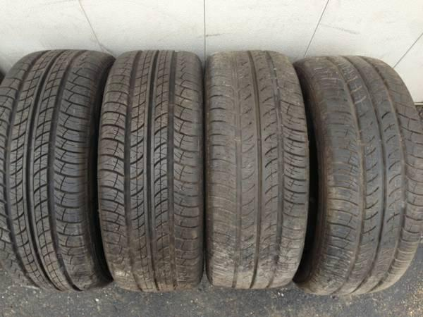 4 tires 225 55 17 cheap cooper lots of tread
