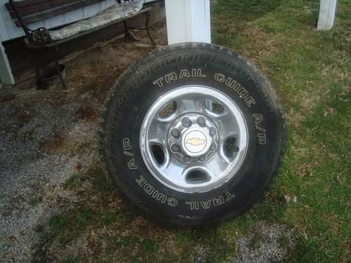 4 - TRAIL GUIDE A/P TIRES (TUBELESS) for Sale in Brownings ...