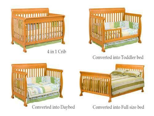 4 Way Convertible Crib Amp Dresser Changing Table For Sale
