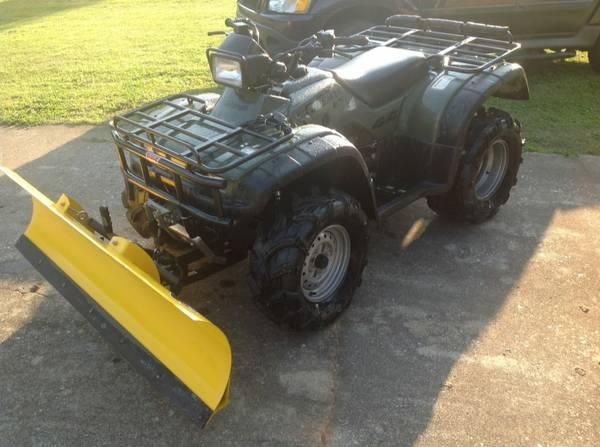 4 Wheeler for sale or trade
