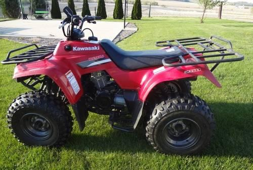 kawasaki mojave 250 Clifieds - Buy & Sell kawasaki mojave 250 ...