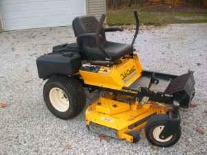 4 Zero Turn Mower Cub Cadet Rome For Sale In