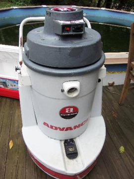 $40 ADVANCE AQUATRON A160 XP WET VACUUM PRICED TO SELL