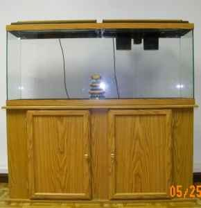 40 Gal Fish Tank W Stand Conneaut For Sale In
